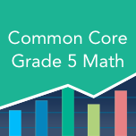 Common Core Math 5th Grade Mobile App